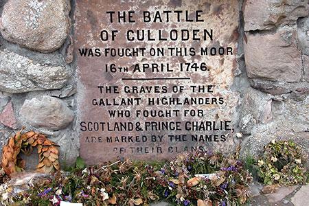 Cullodden Battlefield