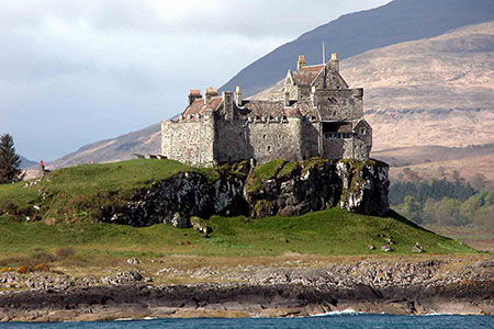 Duart Castle Maclean Clan Gathering