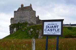 Castle Duart - Welcome