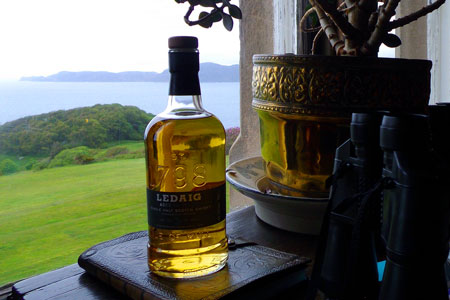 Ledaig at Glengorm Castle