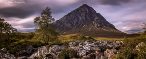 Buachaille Etive Mòr Glencoe in beautiful Scotland 1