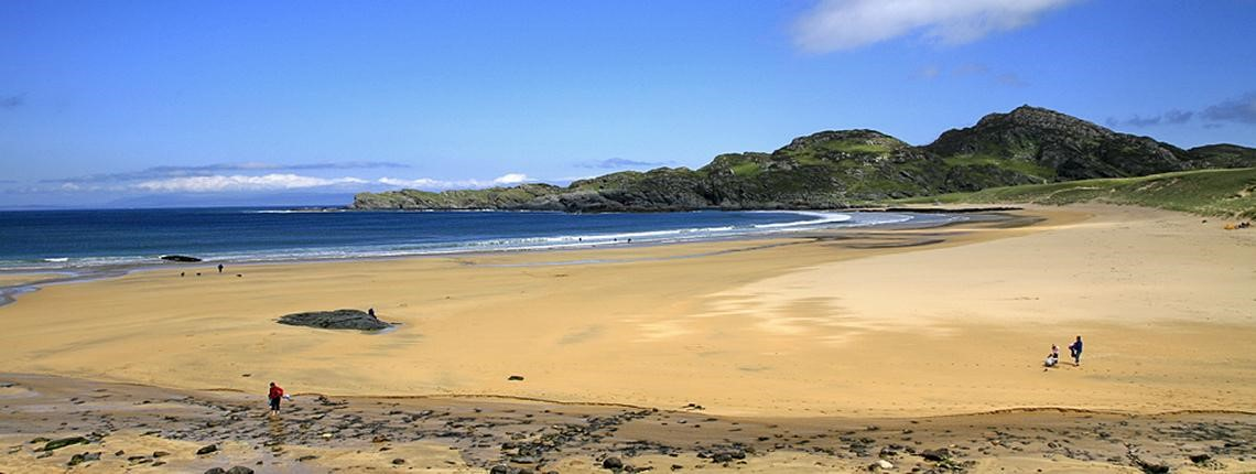 COLONSAY BEACH