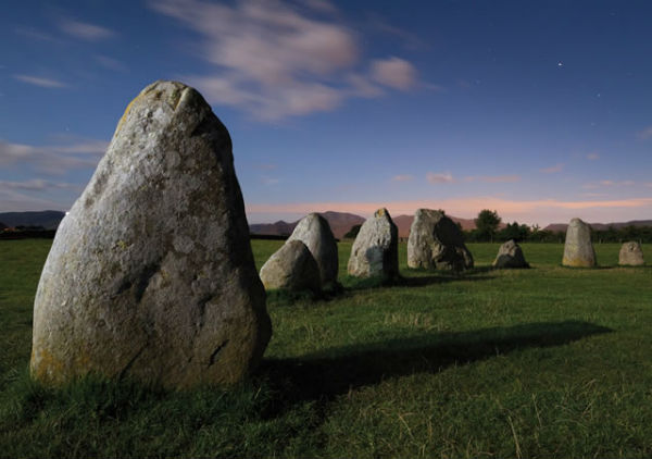 Castlerigg stone circle At Caithness