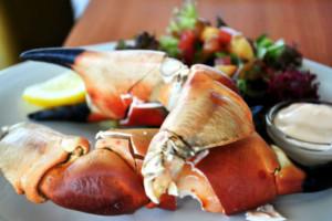 Ee Usk seafood Oban