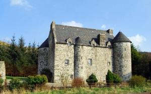 Kilmartin Castle exterior