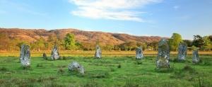 Standing stones Mull