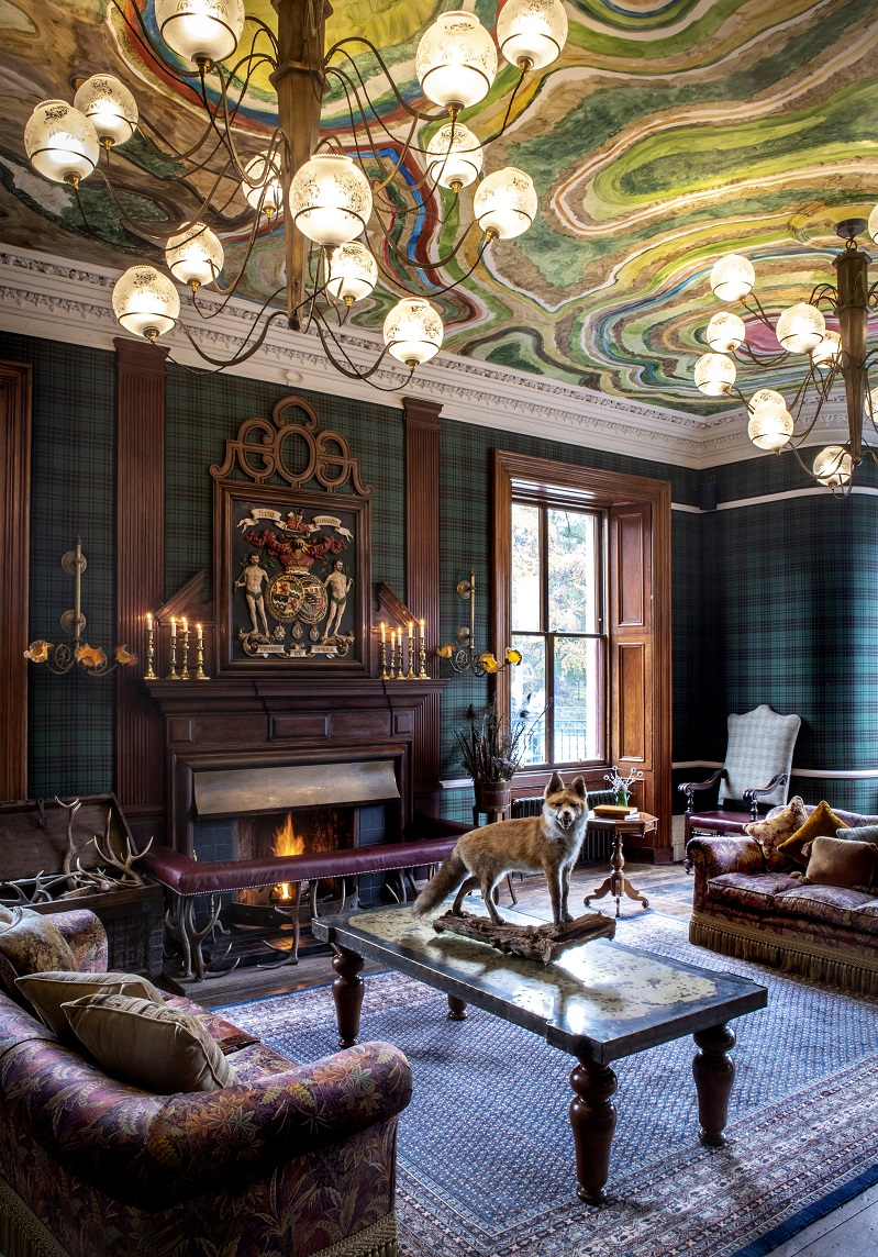 The Fife Arms, Braemar - The Drawing Room smaller image