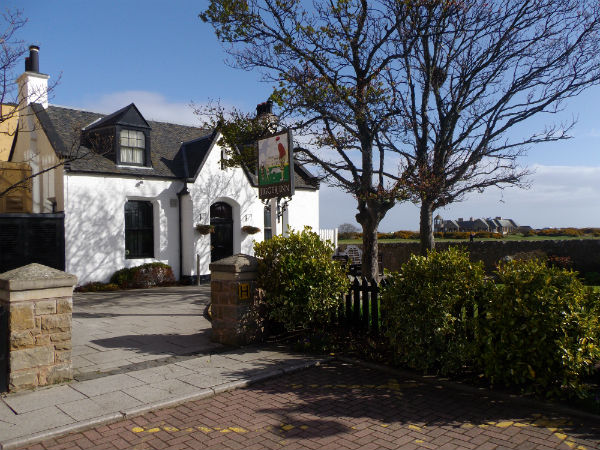 The Jigger Inn pub at the Old Course St Andrews