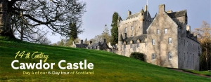 day 4 of our 6-day tour of scotland