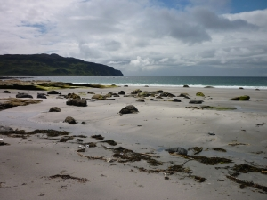 singing sands eigg