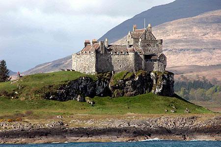 Duart Castle Maclean Clan Gathering