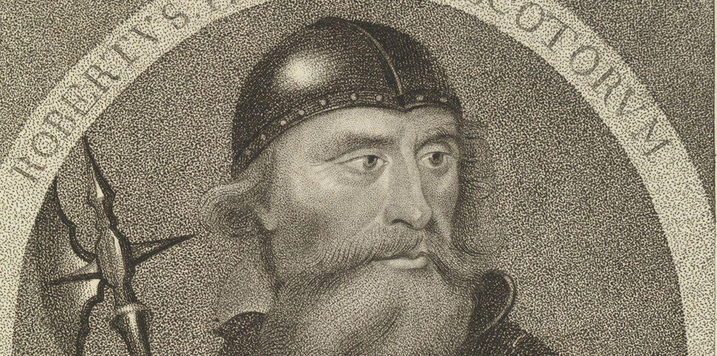 Born in 1274 in Ayr, the son of Robert Bruce