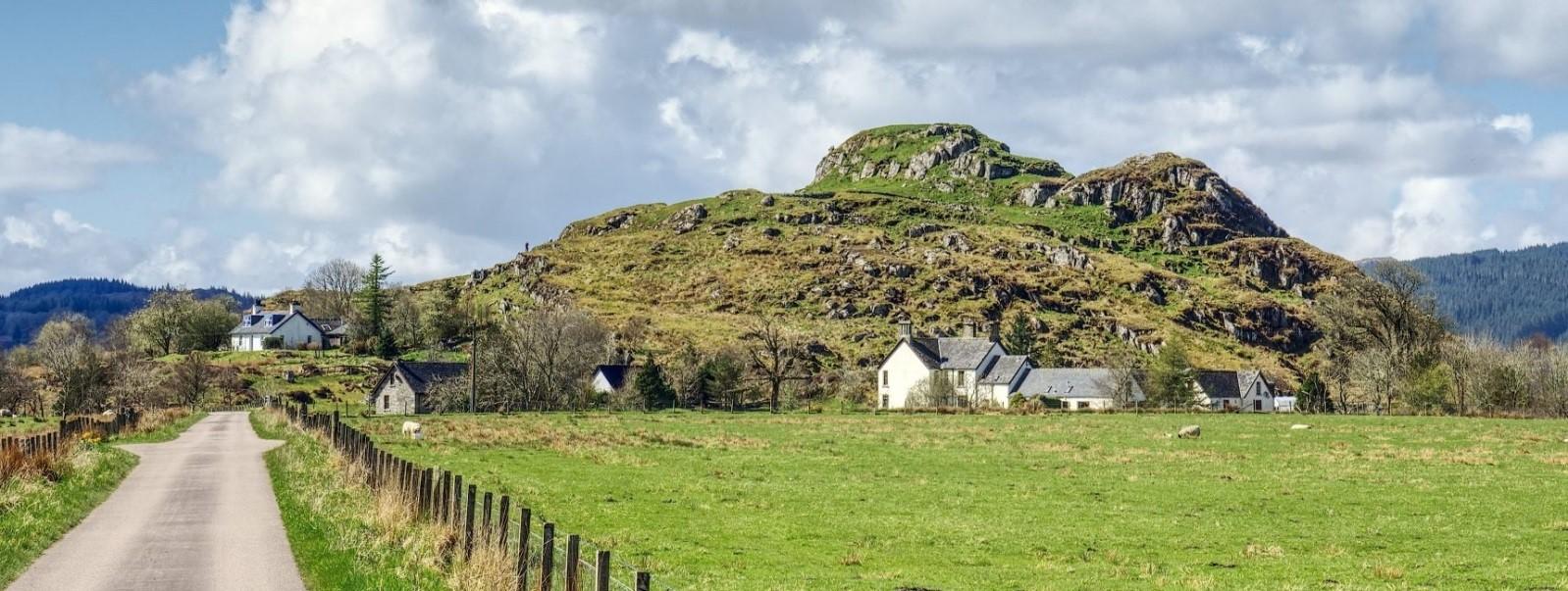 Dalriada, Alba, Scotland - McLean Scotland
