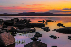 Loch More in Caithness on 500 Scotland