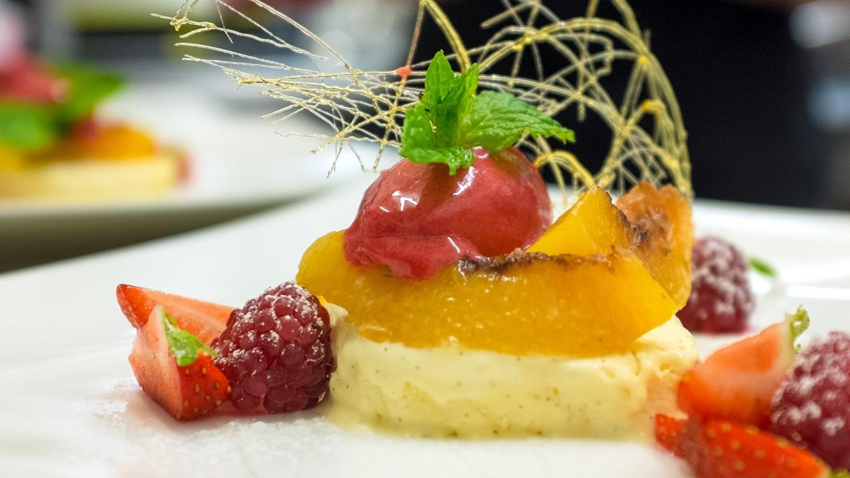 Scottish dessert