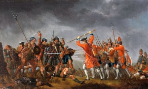 The Battle of Culloden was the final confrontation of the Jacobite rising of 1745