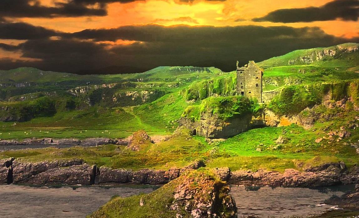 kerrera in scotland