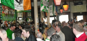 sarcen head pub in Glasgow Scotland