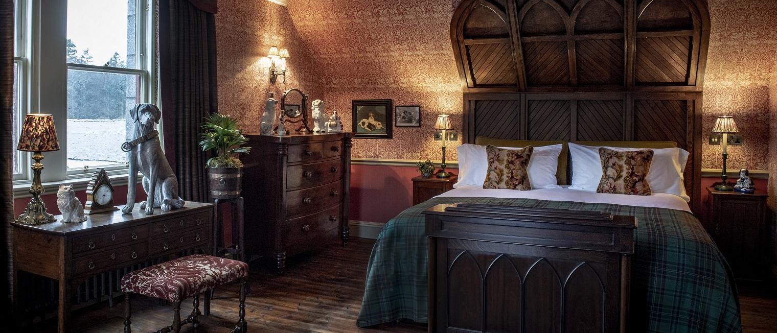 suite in Fife Arms, Braemar